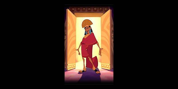 Kuzco un disney d jant la dh - Kuzco dessin anime ...