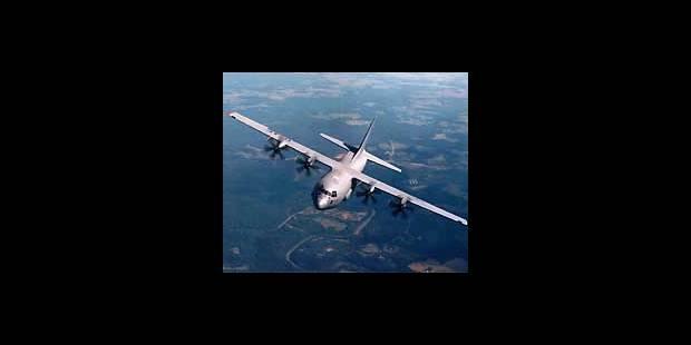 Trafic de hasch en C-130! - La DH