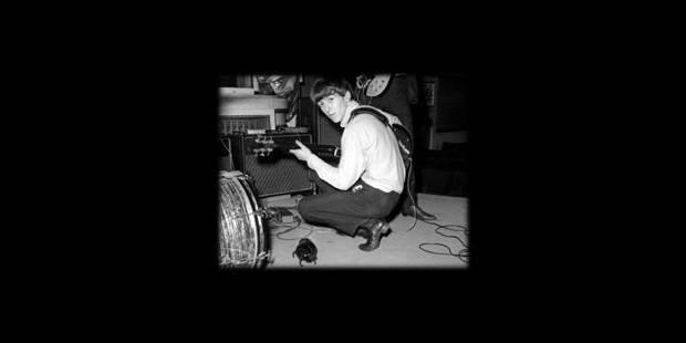 Décès de George Harrison - La DH