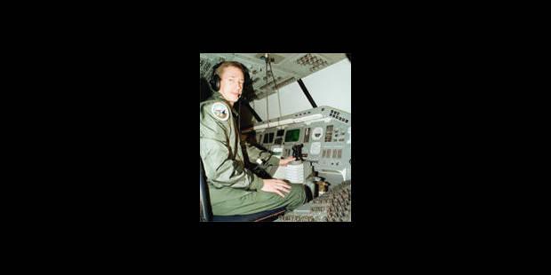 Un astronaute belge dans l'espace en 2002 ! - La DH