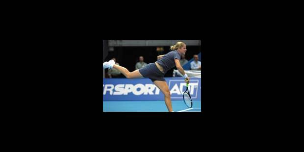 Masters: Kim Clijsters en demi-finale