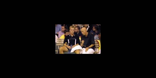 Tennis: Steven Martens: '' A part la défaite, tout était positif ! '' - La DH