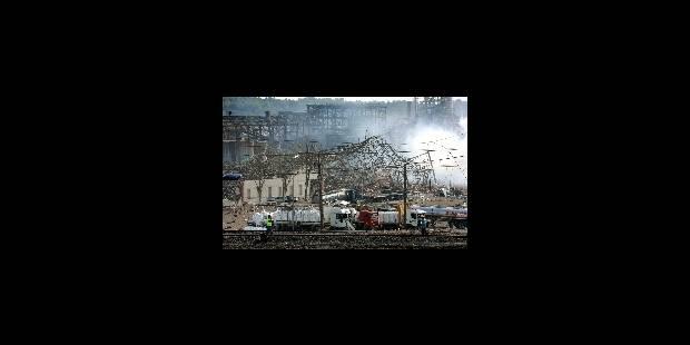 Catastrophe de Toulouse: 29 tués et 1.170 blessés - La DH
