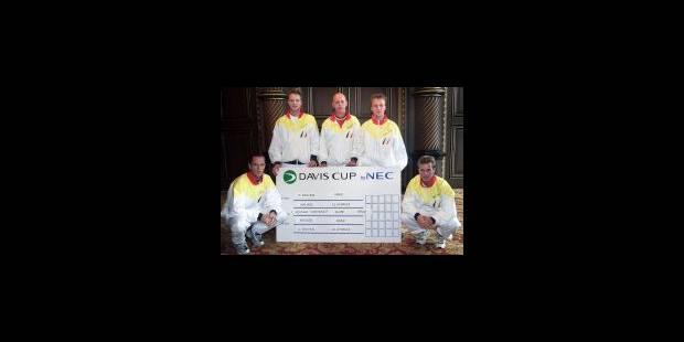 Coupe Davis: la Belgique reçoit le Maroc - La DH