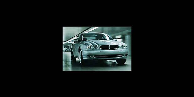 Les cotes de la DH - Jaguar X-type 3.0 L Sport - La DH