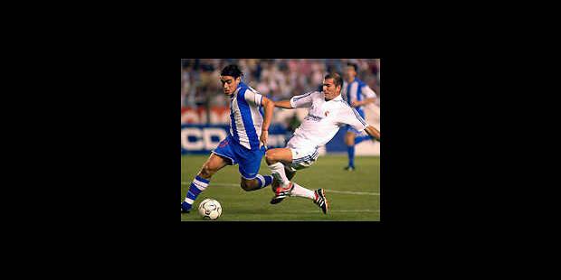 Zinedine Zidane: `Je suis sûr que je ferai de grandes choses´ - La DH