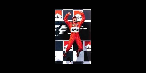 Schumacher roi de Hongrie et du monde! - La DH