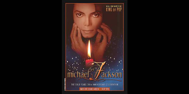 Michael Jackson se fait attendre