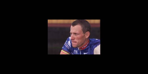 Armstrong n'avait pas mis Bruyneel au courant