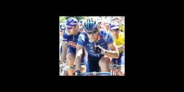 Un Colombien au sommet, Armstrong grignote