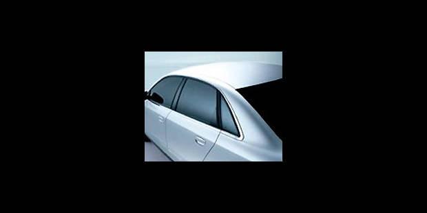 Les cotes de la DH - Audi A4 2.0 130 CV - La DH