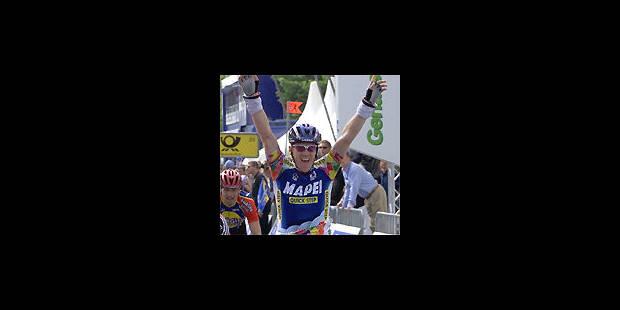 Cyclisme: Tom Steels est de retour !