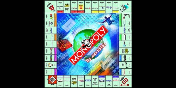 Monopoly version nouvelle économie - La DH
