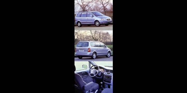 Hyundai Trajet GLSI - La DH