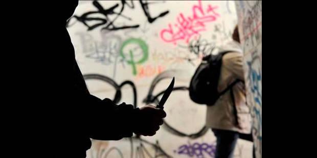 Deux jeunes Namurois menacent un homme avec un couteau et lui volent un GSM - La DH