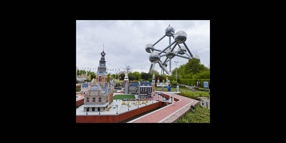 Mini-Europe déménage à Uccle
