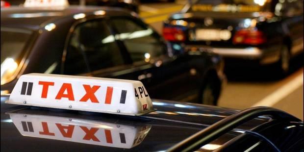 Les taxis bloqueront les grands boulevards du centre de Bruxelles - La DH