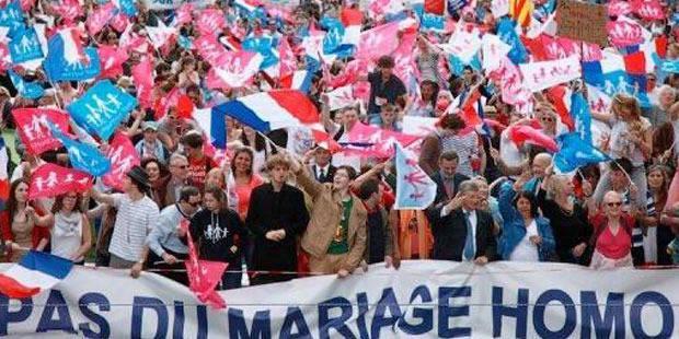 Deux mois ferme pour un opposant au mariage homosexuel - La DH