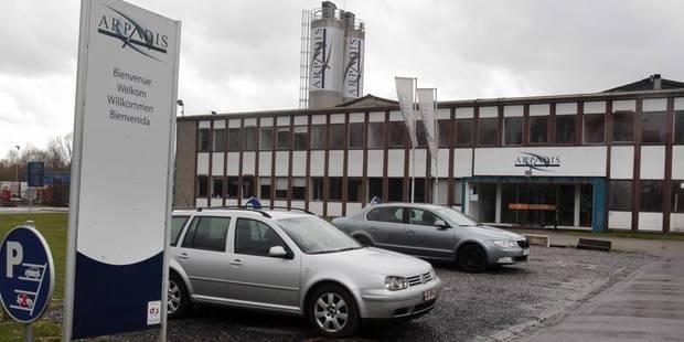 La faillite d'Arpadis à Manage entraîne la perte de 85 emplois - La DH