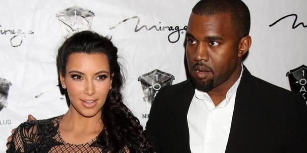 Kim Kardashian et Kanye West ne perdent pas le... North - La DH