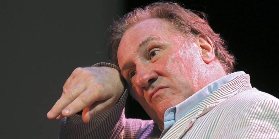 Gérard Depardieu victime d'un accident de la route à Moscou