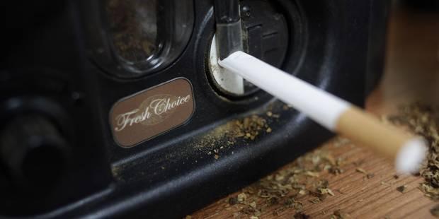 Crise: ça roule pour le tabac à rouler - La DH