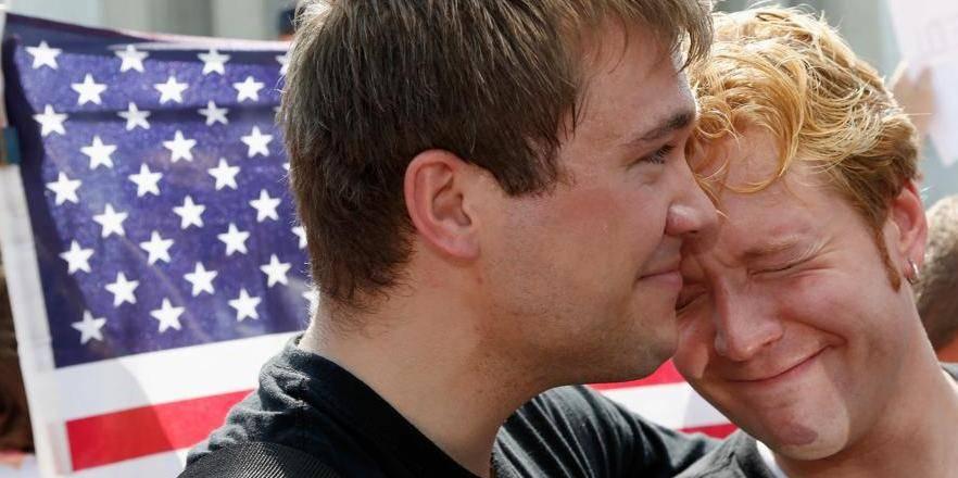 USA: une grande victoire pour les couples homos