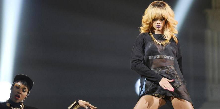 Rihanna et sa mauvaise influence sur les ados...