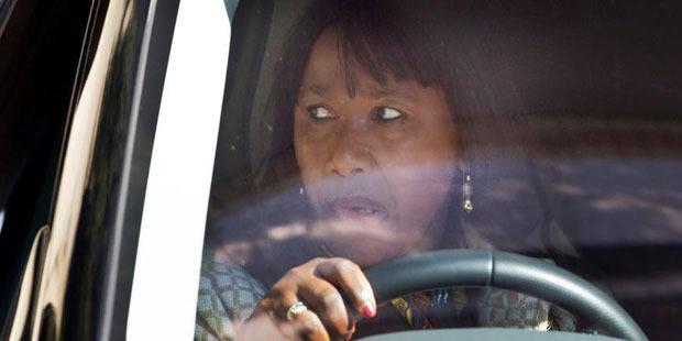 """Une fille de Mandela accuse les m�dias de se comporter en """"vautours"""""""