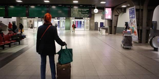 Grève des trains: encore des perturbations ce soir - La DH