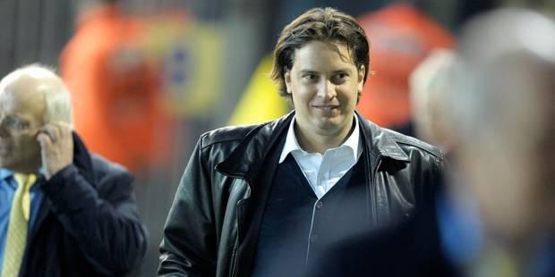 Jan-Pieter Martens (St-Trond), manager à Schalke 04 - La DH