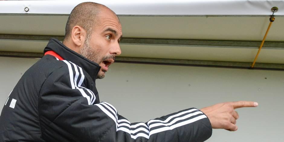 Pluie de buts pour les débuts de Guardiola au Bayern
