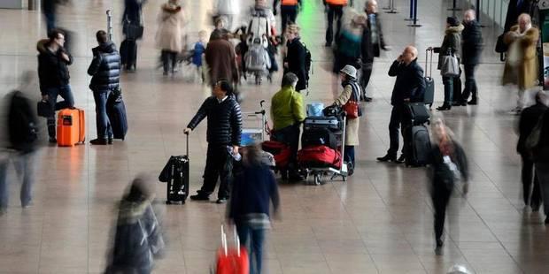 Plus de 40.000 personnes à Brussels Airport pour les départs en vacances - La DH