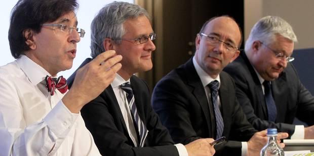 Accord au Comité de concertation: l'épure 2013 de la Belgique envoyée à l'UE - La DH