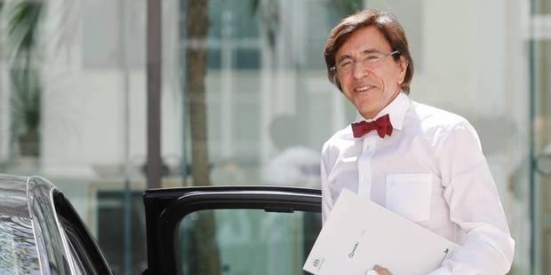 Elio Di Rupo dans Top Chef ! - La DH