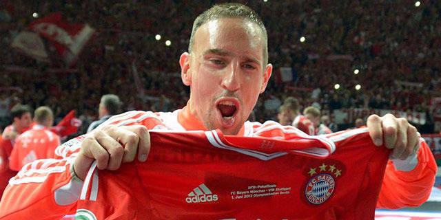 Ribéry, un farceur insatiable