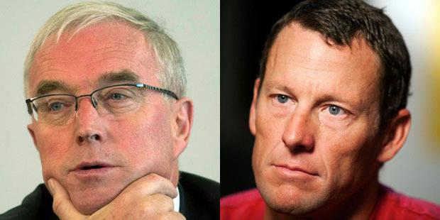 """McQuaid: """"L'UCI n'aurait pas d� accepter la donation de Lance Armstrong"""""""