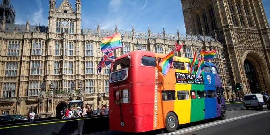 Feu vert des députés britanniques au mariage homosexuel