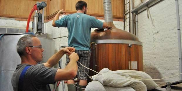 Celles sortira bientôt sa bière : la Cellestine - La DH
