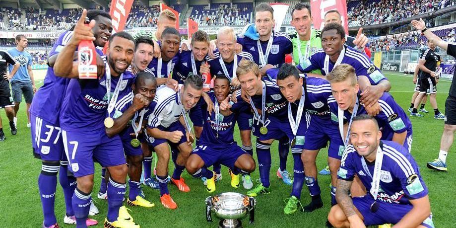 Premier trophée pour Anderlecht (1-0)