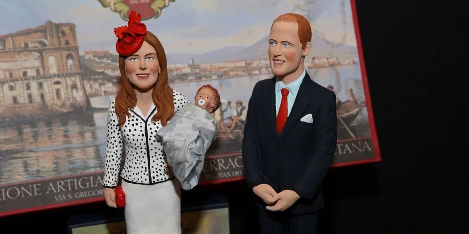 """Kate en plein travail: le """"Royal baby"""" est en route"""
