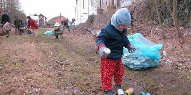 Au secours, les déchets reviennent ! - La DH