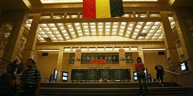 """Bruxelles-Central est une gare """"hideuse"""" selon The Guardian - La DH"""