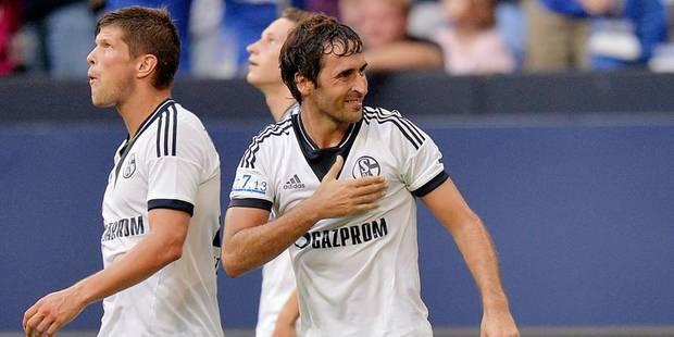 Schalke humilie Al Sadd pour les adieux de Raul - La DH
