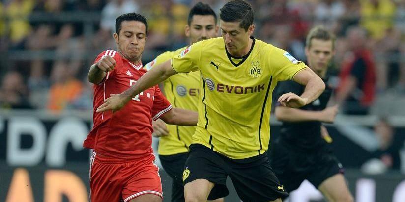 Dortmund domine le Bayern Munich en Supercoupe
