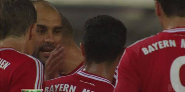 Guardiola gifle Thiago Alcantara