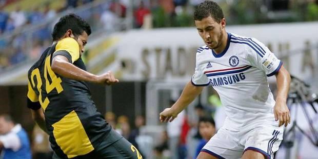 """Mourinho: """"Totale liberté pour Hazard si..."""" - La DH"""