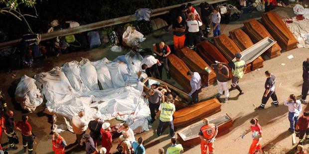 Accident de car en Italie: le désespoir des familles - La DH