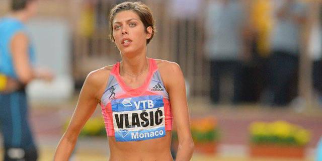 Blanka Vlasic déclare forfait pour les Mondiaux de Moscou