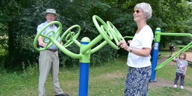 Du fitness pour les seniors